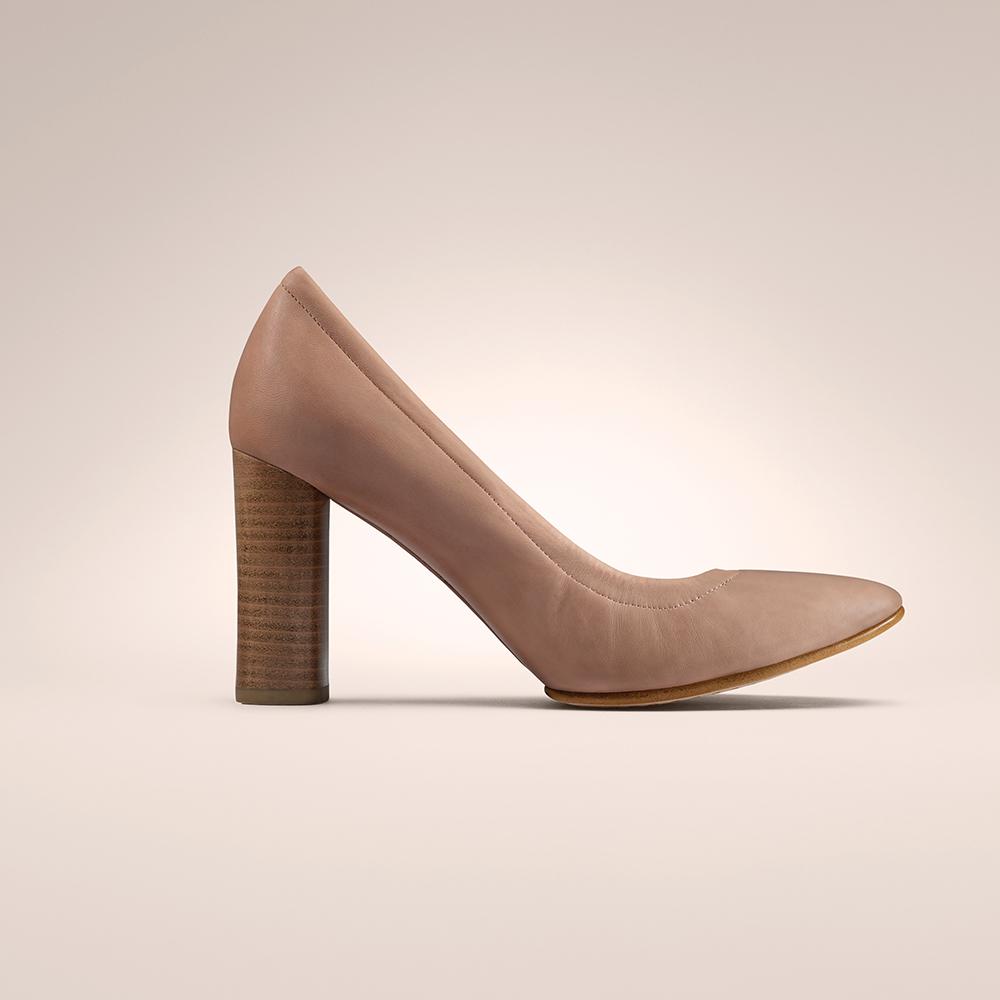 Grace Eva Dusty Pink Leather 5 modela ravnih i cipela na štiklu koje su udobne, a istovremeno stylish i lepe!