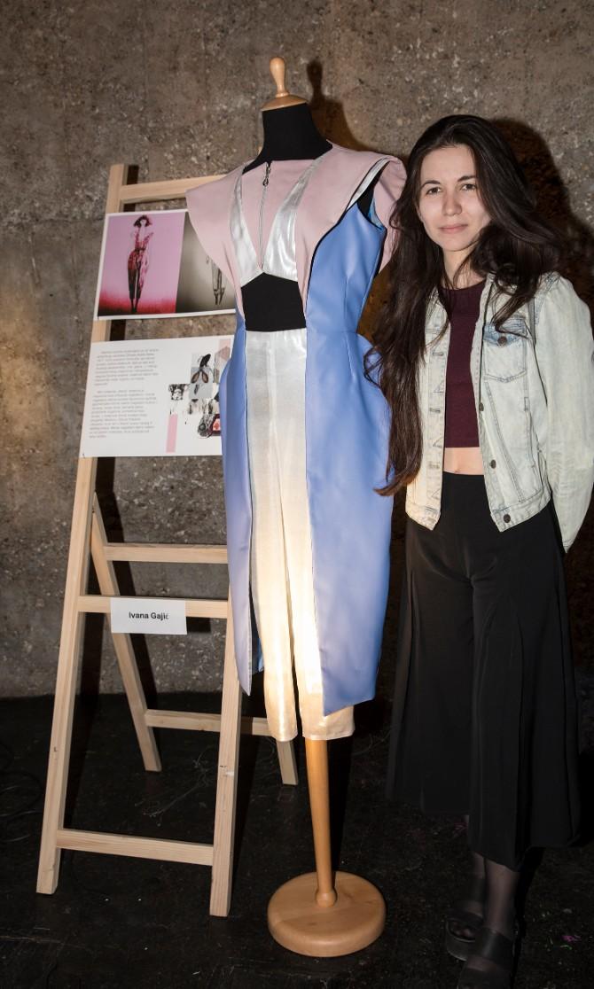 Ivana Gajic 1 Modne vinjete na Belgrade Fashion Week u