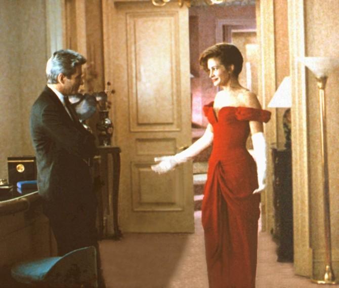 Julia Roberts Pretty Woman Najupečatljiviji modni momenti iz omiljenih filmova i serija koje nikada nećemo zaboraviti