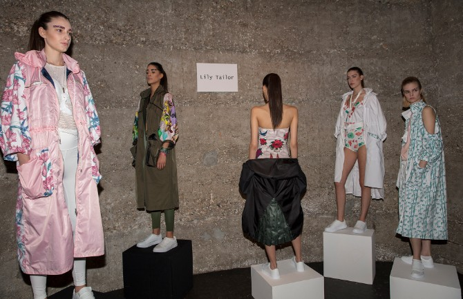 Lily Tailor 3 Modne vinjete na Belgrade Fashion Week u