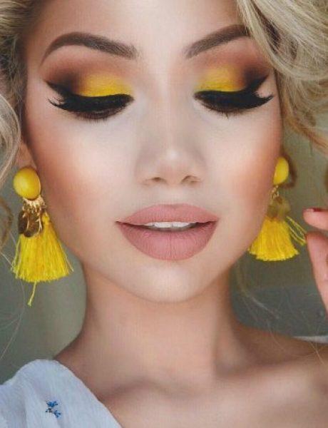 Makeup Inspiracija: Ovog proleća obožavamo jarke boje!