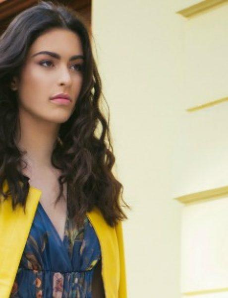 Naša nova omiljena kombinacija boja: Kobalt plava i sunce žuta!