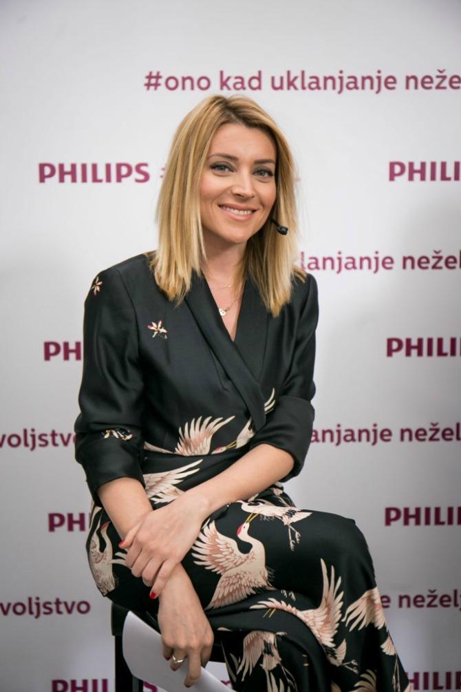 Moderator Anđelka Prpić glumica Aparat za uklanjanje dlačica koji je izabralo više od million žena