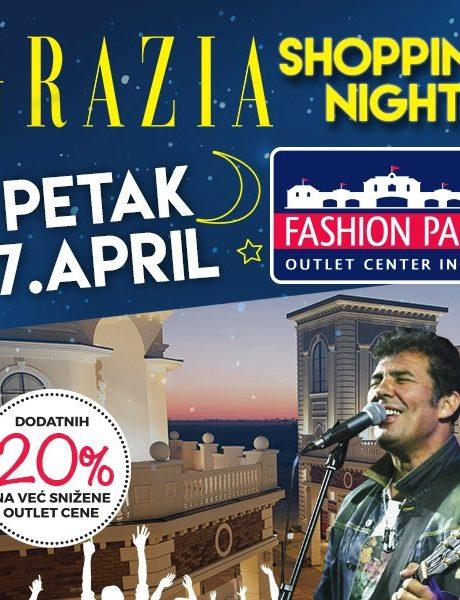 Ne propusti: Fashion Park Outlet Centar Inđija organizuje prvu prolećnu noć kupovine!