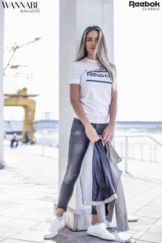 Nina Senicar Reebok Classic 1 Intervju sa Ninom Seničar: Lepota ne garantuje uspeh