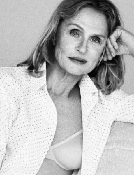 Nova kampanja brenda Calvin Klein dokazuje da godine nisu presudne da bi bila model donjeg veša