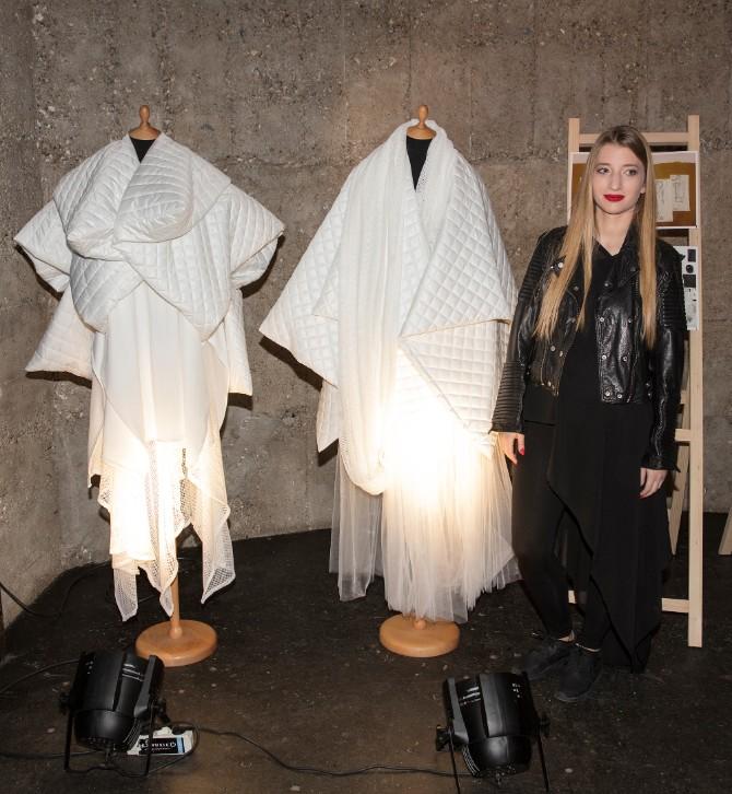 Sonja Jocic . Modne vinjete na Belgrade Fashion Week u
