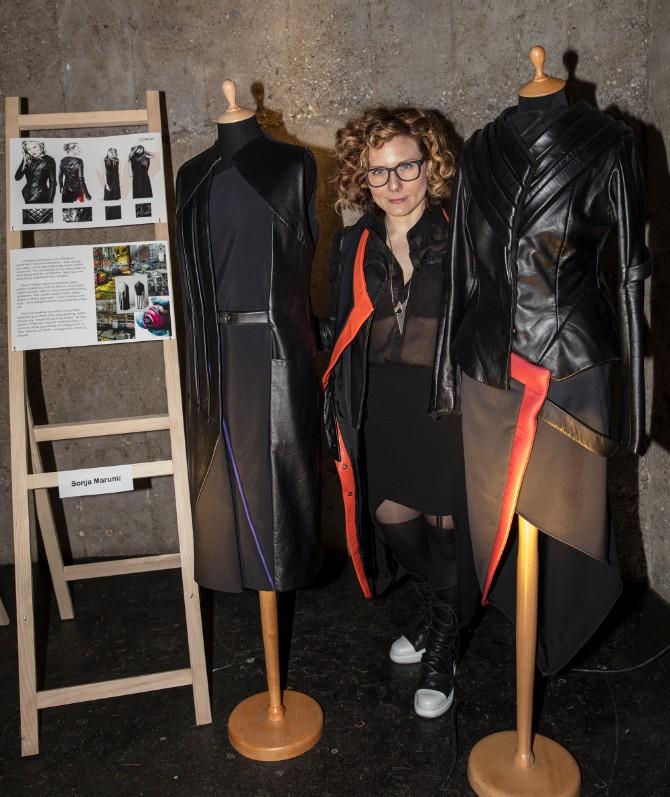 Sonja Marunic 1 Modne vinjete na Belgrade Fashion Week u