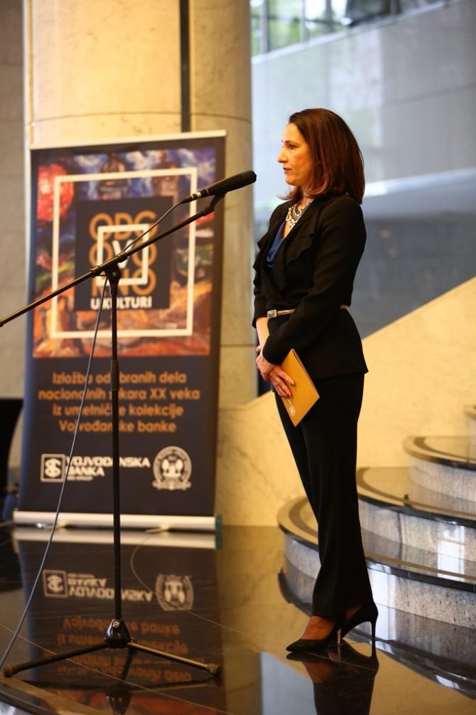 Tijana Palkovljevic Bugarski Odabrana dela nacionalnih slikara prvi put pred beogradskom publikom