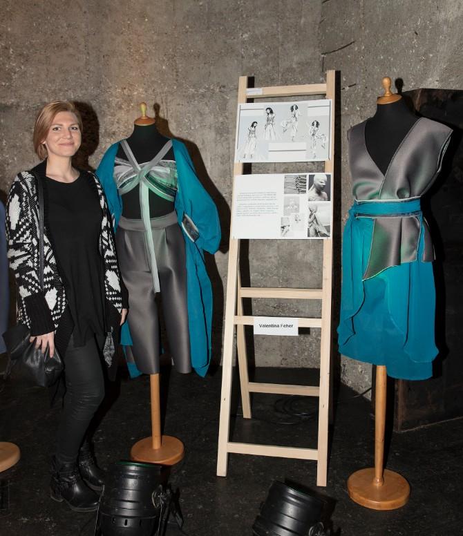 Valentina Feher 1 Modne vinjete na Belgrade Fashion Week u