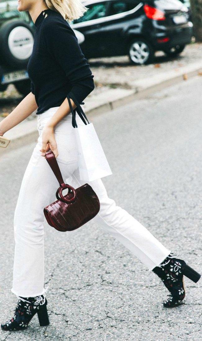 beli dzins 1 Beli džins će biti hit leta, a evo kako da ga stilizuješ