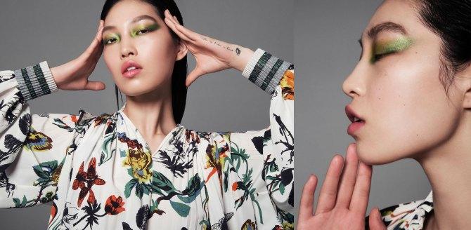 color pop Vodič kroz beauty trendove za proleće/leto 2017. za sve kul devojke