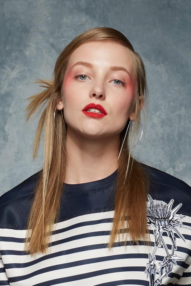 crvena Makeup Inspiracija: Ovog proleća obožavamo jarke boje!