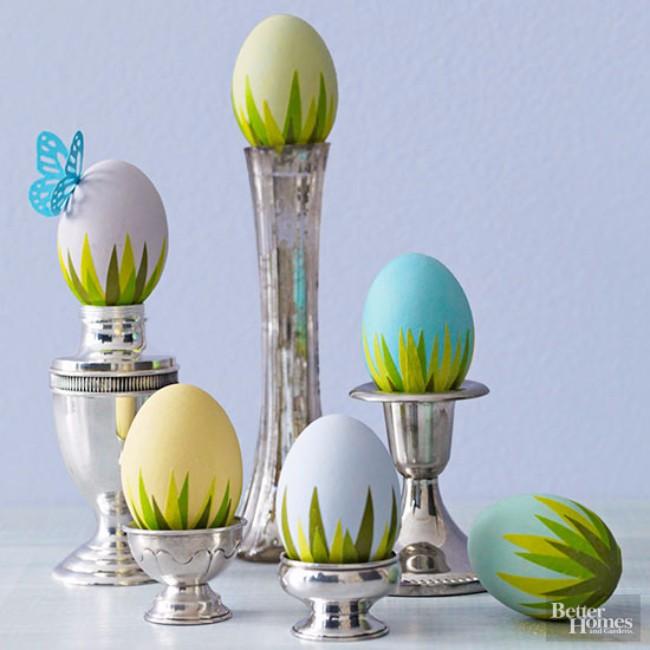 farbanje jaja Kreativne ideje za ukrašavanje uskršnjih jaja