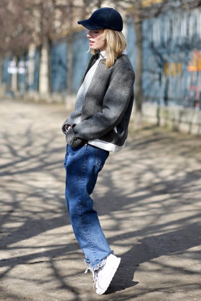 jeans style 1 Kako da nosiš džins kao kul Parižanke?