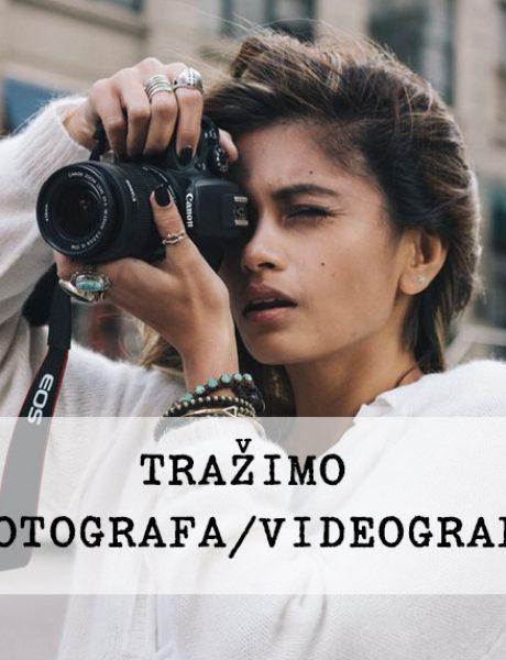 Wannabe Magazine širi tim: Konkurs za FOTOGRAFA/VIDEOGRAFA