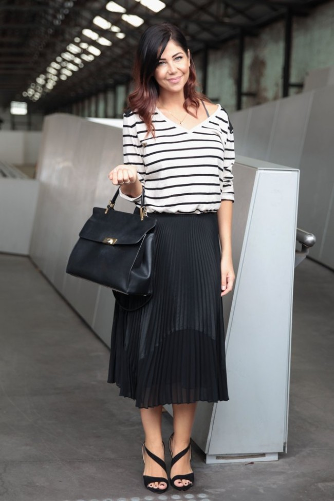 spring outfit 1 Stilski trikovi za atraktivan izgled
