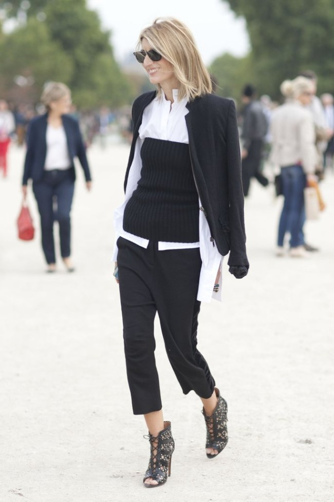 spring outfit 2 Stilski trikovi za atraktivan izgled