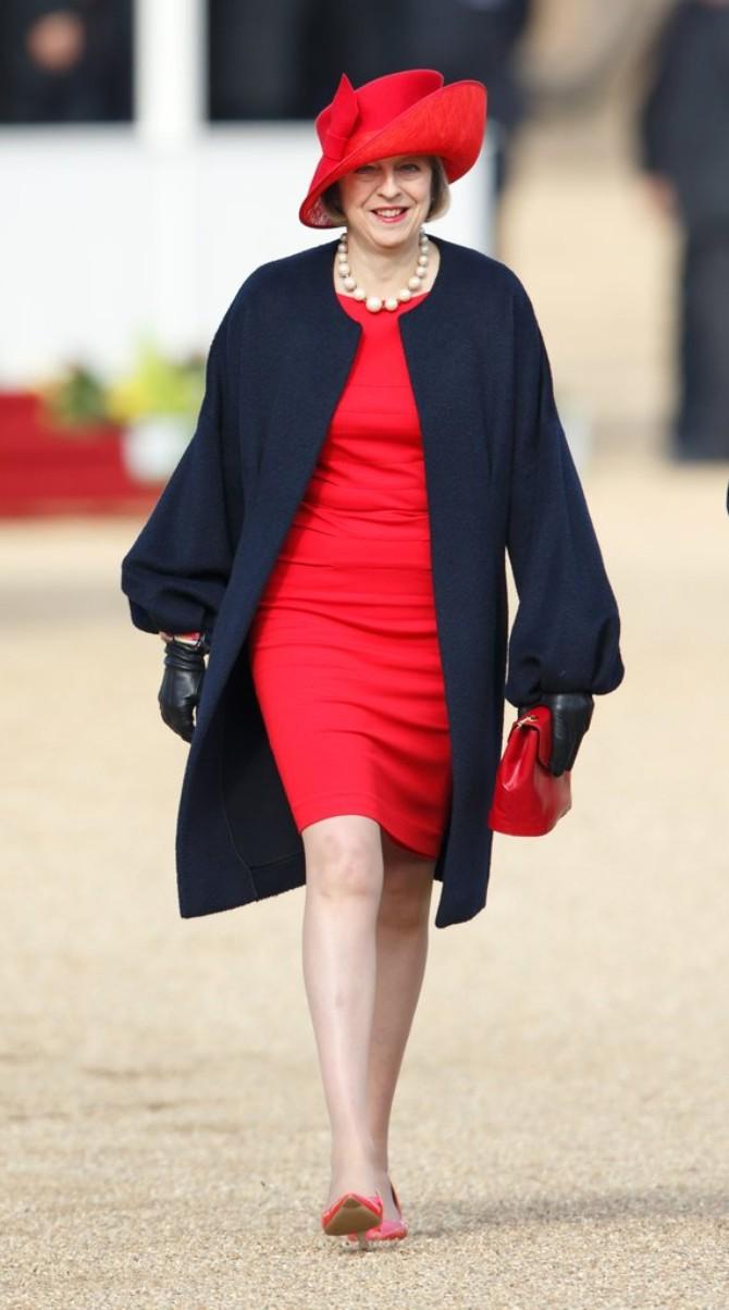 tereza mej 1 Stilska mantra britanske premijerke Tereze Mej za sve moćne žene