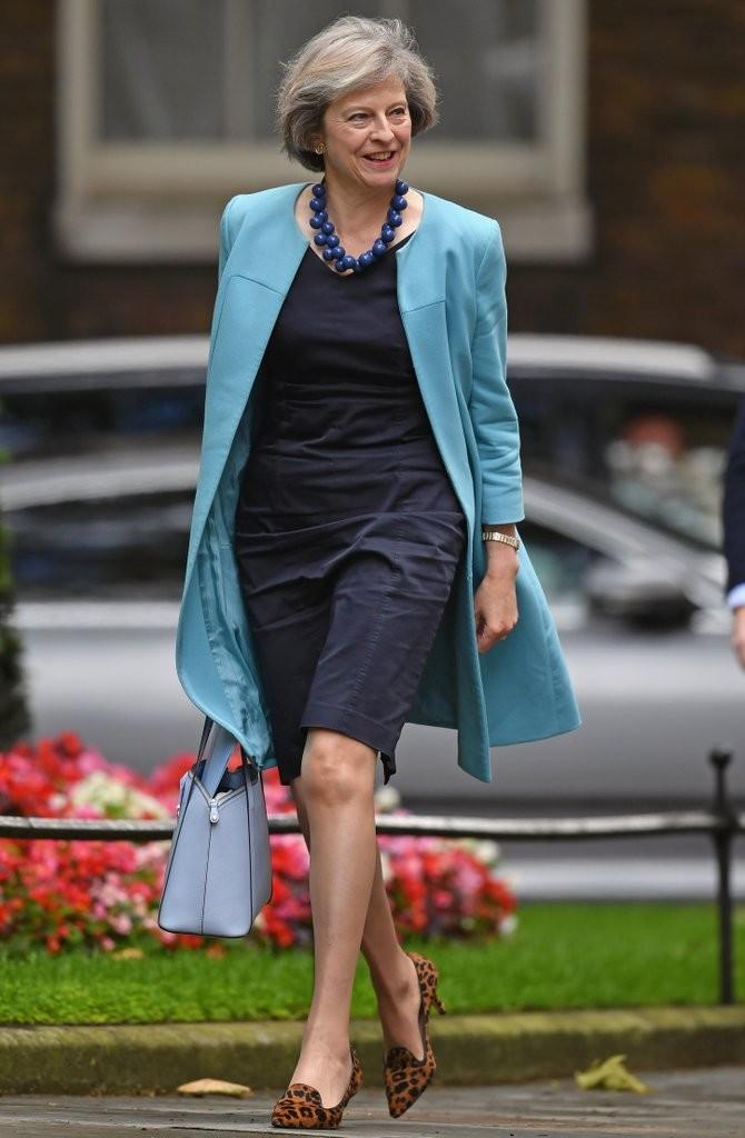 tereza mej 3 Stilska mantra britanske premijerke Tereze Mej za sve moćne žene