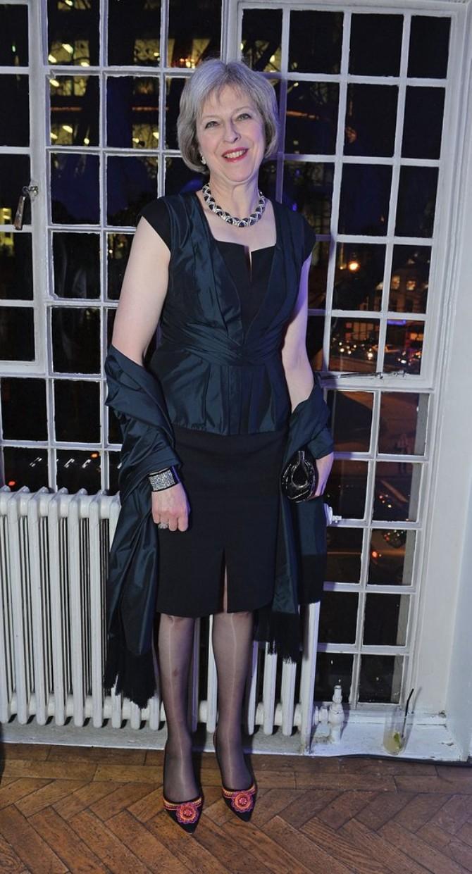 tereza mej 4 Stilska mantra britanske premijerke Tereze Mej za sve moćne žene