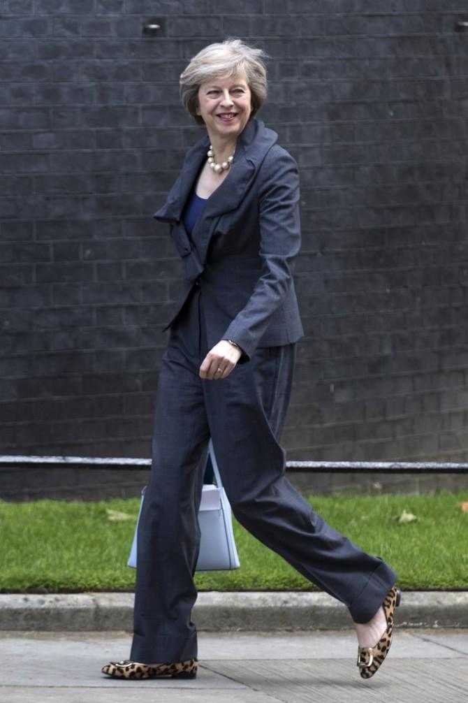 tereza mej 6 Stilska mantra britanske premijerke Tereze Mej za sve moćne žene