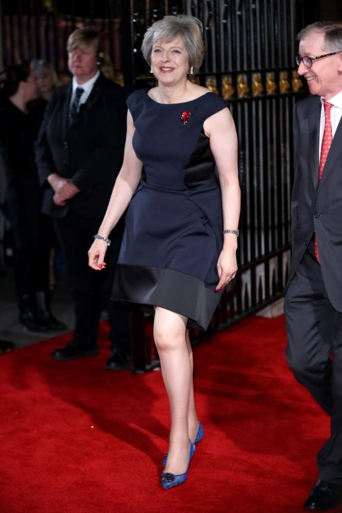tereza mej 8 Stilska mantra britanske premijerke Tereze Mej za sve moćne žene