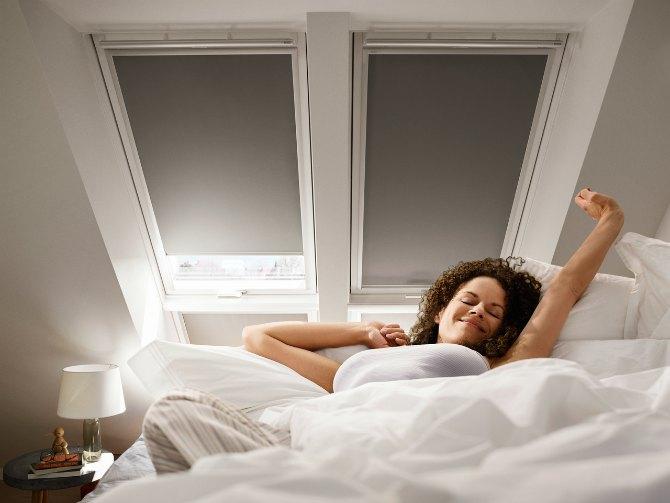 velux 2 Za dobro zdravlje je važan dobar san: Jednostavan trik koji pomaže da se svakog jutra osećaš kao nova