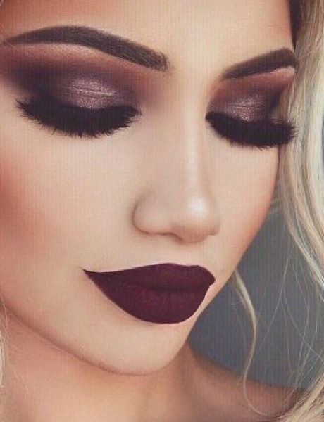 6 koraka do savršenog Smokey Eye Makeup Look-a