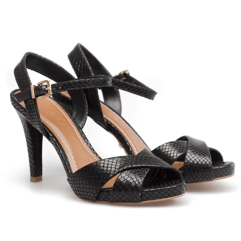 Carrano 115985 serpent black 2 10 modela cipela u kojima ćeš pokidati tokom maturske večeri