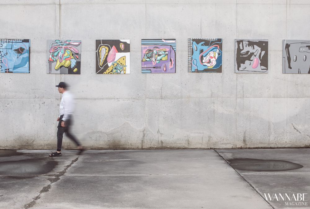 Intervju Vuk Ćuk slikar 6 Vuk Ćuk, slikar