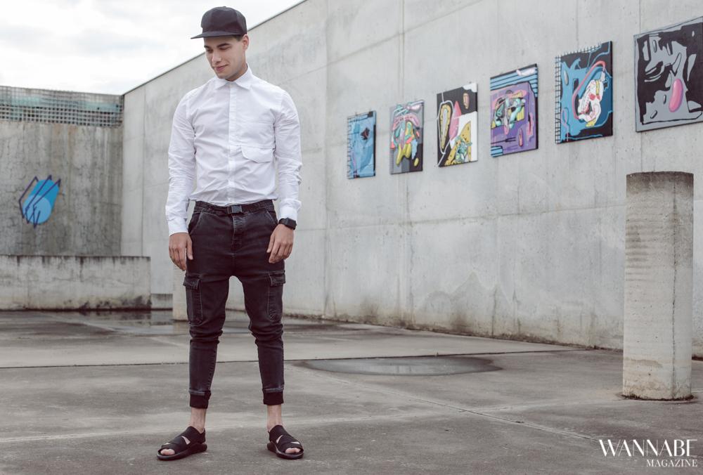 Intervju Vuk Ćuk slikar Vuk Ćuk, slikar