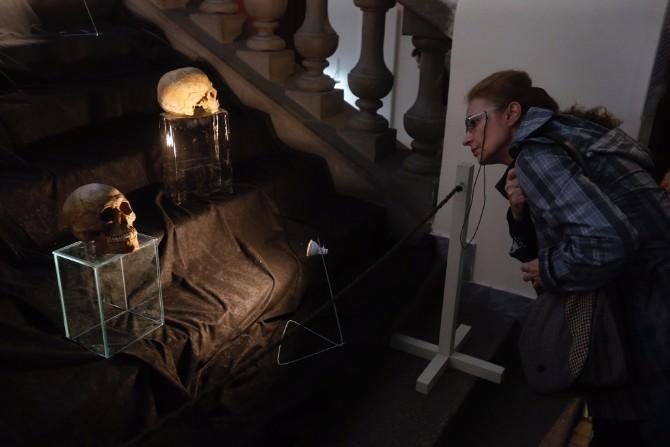 Laboratorija za antropologiju Noc muzeja 2017 Vesela nesanica držala je Srbiju u 14. Noći muzeja budnom!