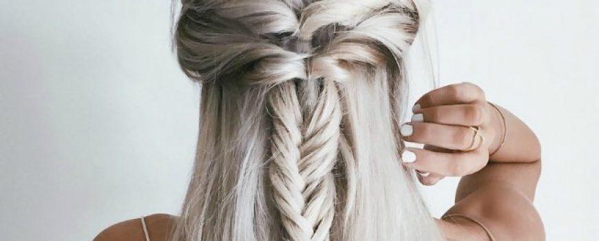 5 letnjih frizura koje možeš da napraviš za 5 minuta