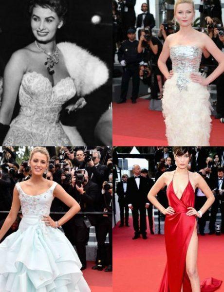 Najlepše haljine sa Kanskog filmskog festivala svih vremena