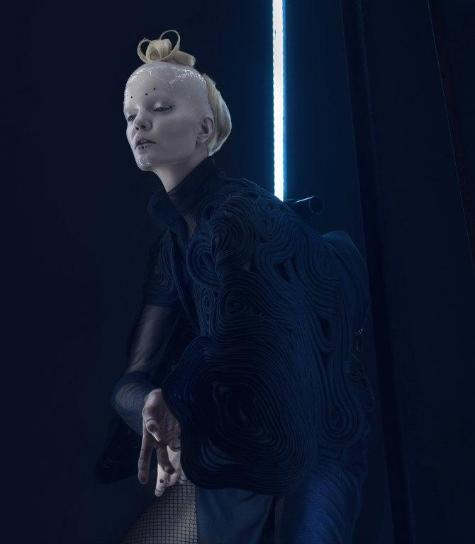 Nevena Neo Design woolmark anouncement Nevena Ivanović nominovana za prestižnu internacionalnu nagradu Woolmark prize