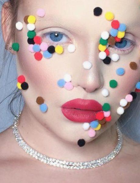 Pom Pom makeup je nova Instagram opsesija koja zaslužuje tvoju pažnju