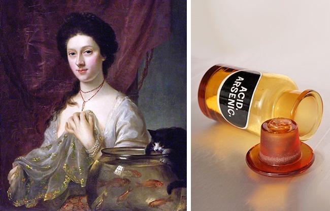 arsenic Beauty standardi iz prošlosti za koje nam je teško da poverujemo da su ikada postojali