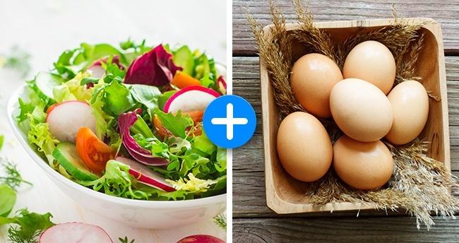 dijetalna hrana 1 Kombinacije namirnica koje će ti pomoći da izgubiš kilograme