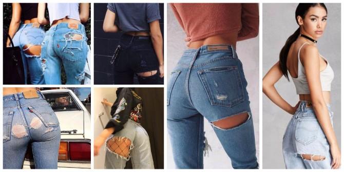 dzins 1 Ovaj džins trend je upravo sa Instagrama došao na ulice