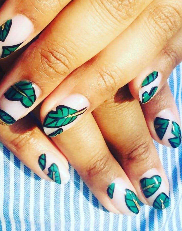 nokti 3 9 letnjih nail art ideja za nokte spremne za Instagram!