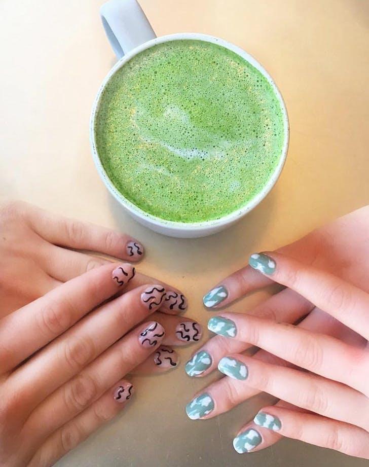nokti 4 9 letnjih nail art ideja za nokte spremne za Instagram!