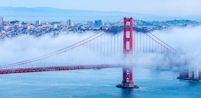 san francisko #TravelInspo: Ovo su najlepši gradovi sveta