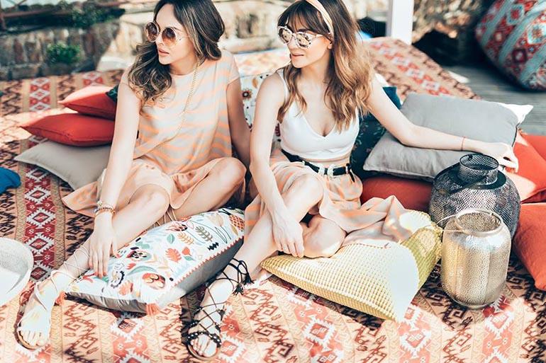 18882217 1386201074749349 3940701062994948710 n Kako da kombinuješ letnje haljine i torbe za dan i za veče