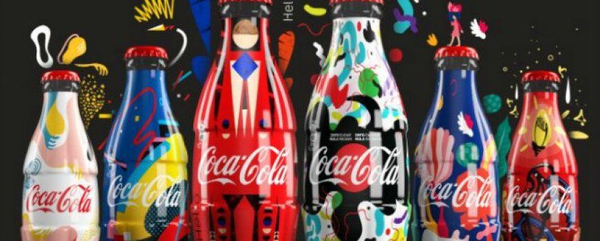 Coca-Cola predstavila ograničenu seriju dizajniranih flašica inspirisanih vrlinama ljudi u srbiji