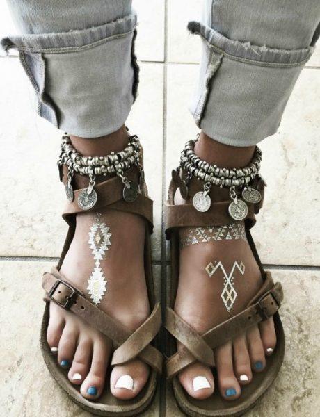 Kako da imaš lepa stopala tokom letnjih dana? (VIDEO)