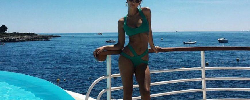 Najlepši kupaći kostimi Emili Ratajkovski