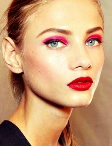 """Pop of Color: Kako da naglasiš i oči i usne, a da ne izgledaš """"too much""""? (VIDEO)"""