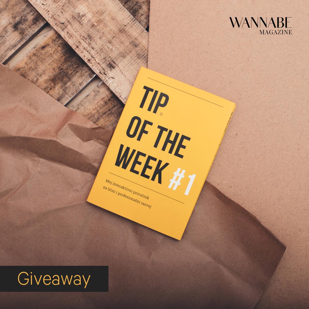 Wannabe Giveaway 2017 06 15 1 Instagram giveaway: Osvoji zbirku praktičnih saveta za promene koje su ti potrebne