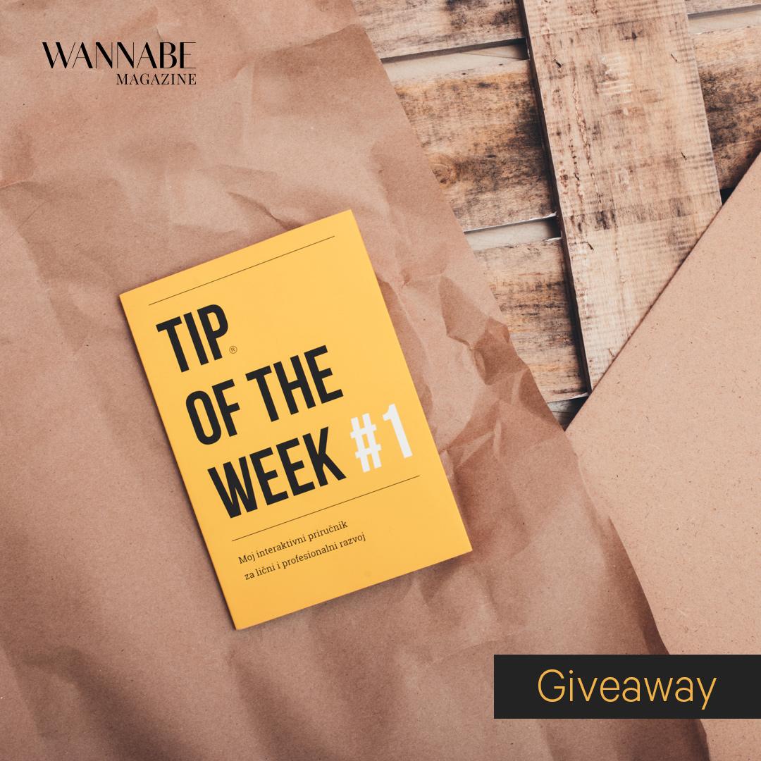 Wannabe Giveaway 2017 06 15 4 Instagram giveaway: Osvoji zbirku praktičnih saveta za promene koje su ti potrebne